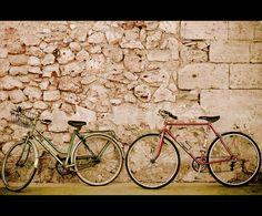 |Last Summer Bicycles| by light thru my lens, via Flickr