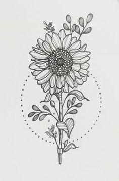 Flowers Drawing Tattoo Lotus 22+ Super Ideas #drawing #tattoo #flowers