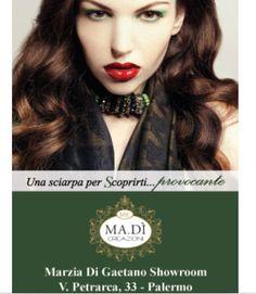 Marzia Di Gaetano  libera di creare il proprio stile , prossimamente  su www.tresjolieventi.it
