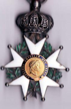 Maison de ventes aux enchères en ligne Catawiki: Napoléon – Chevalier de l'ordre de la Légion d'honneur