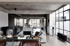 Workroom | South Yarra Apartment