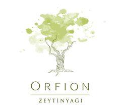 New Artisanal Logo of Orfion Olive Oil - www.orfion.com.tr
