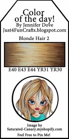 Blonde hair 2