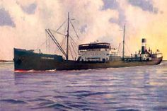 images of tramp steamer Merchant Navy, Merchant Marine, Nautical Painting, Nautical Art, Navy Special Forces, Steam Boats, Ship Paintings, Boat Art, Tug Boats