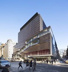 The New School University Center / Skidmore, Owings & Merrill © James Ewing