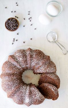 Chocolate Buttermilk Bundt Cake Recipe