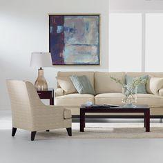 Arcata Three-Cushion Sofa - Ethan Allen US