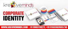 Professional Corporate Identity Service at an affordable price.