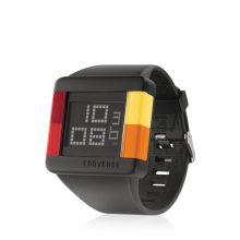 0984b76fffa Converse Watches - High Score - High Score  Video game-inspired stacked  digital watch