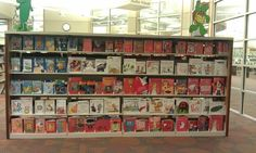 4th of July Book Display, or Veterans Day, or Memorial Day