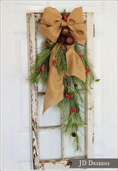 Rustic Christmas Decor 5