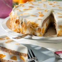 Winter-Sekt-Torte Winter Torte, Dinner For One, Cake & Co, Bakery Cakes, Cookie Desserts, Desert Recipes, Great Recipes, Cake Recipes, Deserts