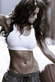 Try this Shape Up Size Down Ab Flattening workout and start seeing some SERIOUS results!! #abs #fitness #skinnyms