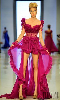 Fouad Sarkis Printemps-été 2014 - Haute couture - http://www.flip-zone.fr/fashion/couture-1/independant-designers/fouad-sarkis-4492