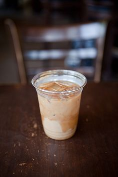 Iced Coffee Latte by Joey Armstrong on Flickr