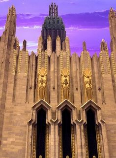 Book an Art Deco Landmarks Walking Tour in Tulsa, Oklahoma to feast your eyes on ornate architectural works.