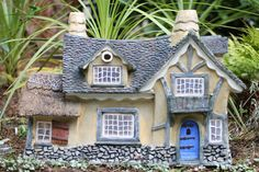 The Underfoot Fairy Cottage