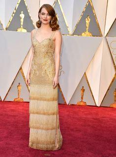 Emma Stone - Oscar 2017 - Givenchy dress