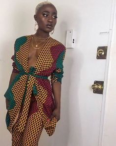 Call, SMS or WhatsApp if you want this style, needs a skilled tailor to hire or you want to expand more on your fashion business. Gazzy Consults® - Call, SMS or WhatsApp if you want this style, needs a skilled tailor to hire or. African Print Dresses, African Fashion Dresses, African Attire, African Wear, Ankara Fashion, African Style Clothing, African Print Pants, African Dresses For Kids, African Prints