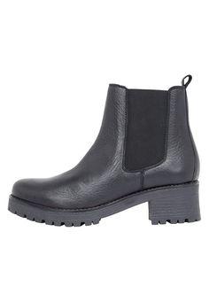 e9e33cfd31d46 Bianco Stiefelette - black für 119