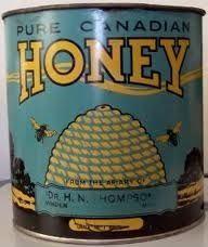 Honey blik.