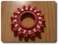 Made in K-town: Bobble Wheel Ornament Pattern