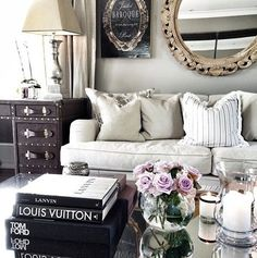 If you want an elegant look, but doubt that it's possible in your small living room space, see if these 10 tips of ways to make your small living room look elegant will work for you. 10 WAYS …