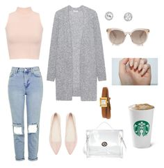 """""""Cozy girl"""" by nastia-glazova on Polyvore featuring мода, Acne Studios, WearAll, Topshop, Witchery и Gucci"""