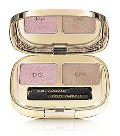 Dolce & Gabbana - Dolce & Gabbana Smooth Eye Colour Duo at Harrods £31.00