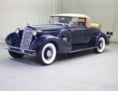 1934 Cadillac Convertible Coupe  Maintenance/restoration of old/vintage vehicles: the material for new cogs/casters/gears/pads could be cast polyamide which I (Cast polyamide) can produce. My contact: tatjana.alic@windowslive.com
