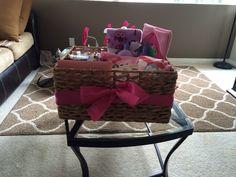 Baby shower girl gift again