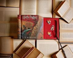 I handcraft hollow books safes, what would you hide inside one? Secret Safe, The Secret, Book Safe, Chamber Of Secrets, Harry Potter Gifts, Leaving Home, Library Card, Bookbinding, Book Worms