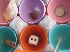 Make a set of Resurrection Eggs to tell the story of Jesus' death and resurrection to your children