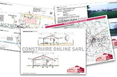 building permit online Source by jackyfailly Village House Design, Village Houses, Modern House Plans, Modern House Design, Door Design, Exterior Design, Furniture Showroom, Metal Furniture, Best Investments