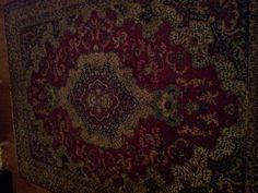 345x250cm £65 in Northumberland Preloved | large traditional pattern rug for sale in Haltwhistle, Northumberland