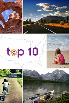 Top 10 Things to Do with Kids Across America