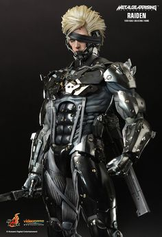 Hot Toys Raiden - Collectors Edition Forums