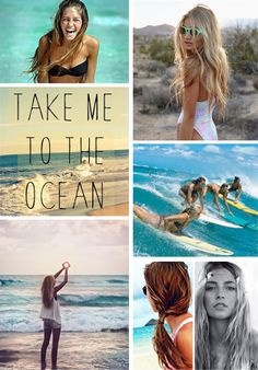 Sea Salt Hairstyles | Sexy beach-look med sea salt spray