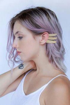 gatherer ear cuff