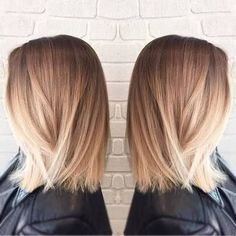 cool balayage medium straight hair - Google Search...