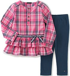 Tommy Hilfiger Little Girls' Toddler Yarn Dyed Plaid Tuni... https://www.amazon.com/dp/B01HZG3SHS/ref=cm_sw_r_pi_dp_x_HQ95ybTPCACCQ