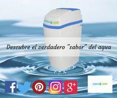Disfruta de un gran vaso de agua con el sabor más limpio y puro gracias al descalcificador de Aqualider.