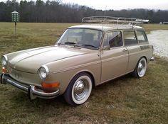 1970 Volkswagen Type III squareback 1