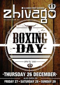 Zhivago #adelaide #nightlife #christmas #xmas #boxingday #zhivago #placetobe