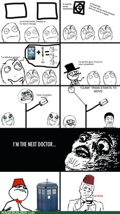 Dr. Who Memes :)