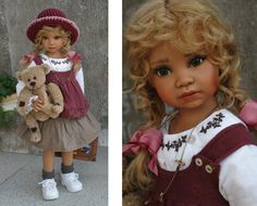 '''' LEARNING TO LIVE: THE PERFECTION OF FRENCH DOLLS