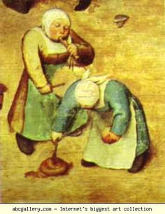Children's Games (detail), by Pieter Bruegel de Oude Pieter Brueghel El Viejo, Pieter Bruegel The Elder, Hieronymus Bosch, Medieval World, Renaissance Paintings, Free Art Prints, Dutch Painters, Art Images, Kids Playing