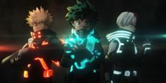 New My Hero Academia movie releases in August