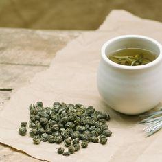 Chinese Tea Jasmine Pearls Green - My favorite kind of tea