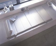 Duravit - Bathtub covers | huh how about that | Pinterest ...